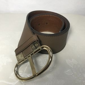 Banana Republic Genuine Leather WIDE Belt